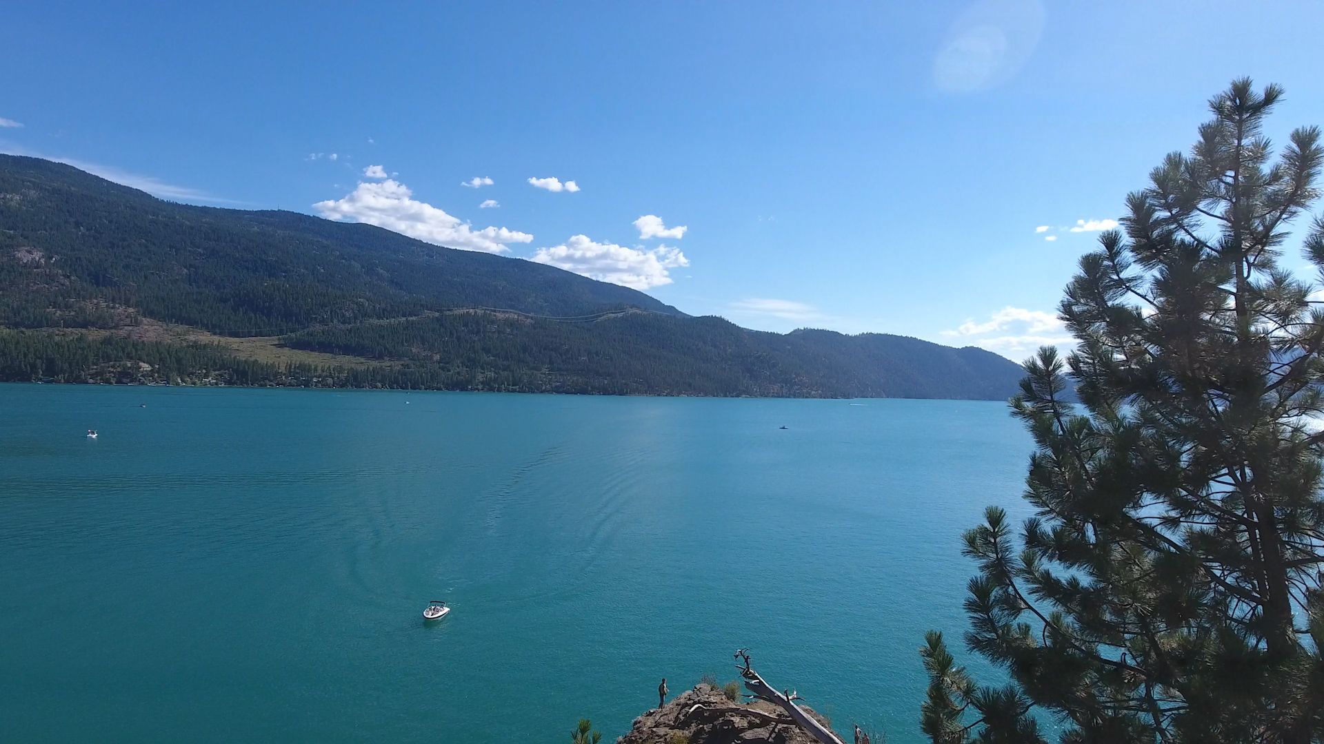 Kalamalka Lake Provincial Park - Cosens Bay & Cliffs East