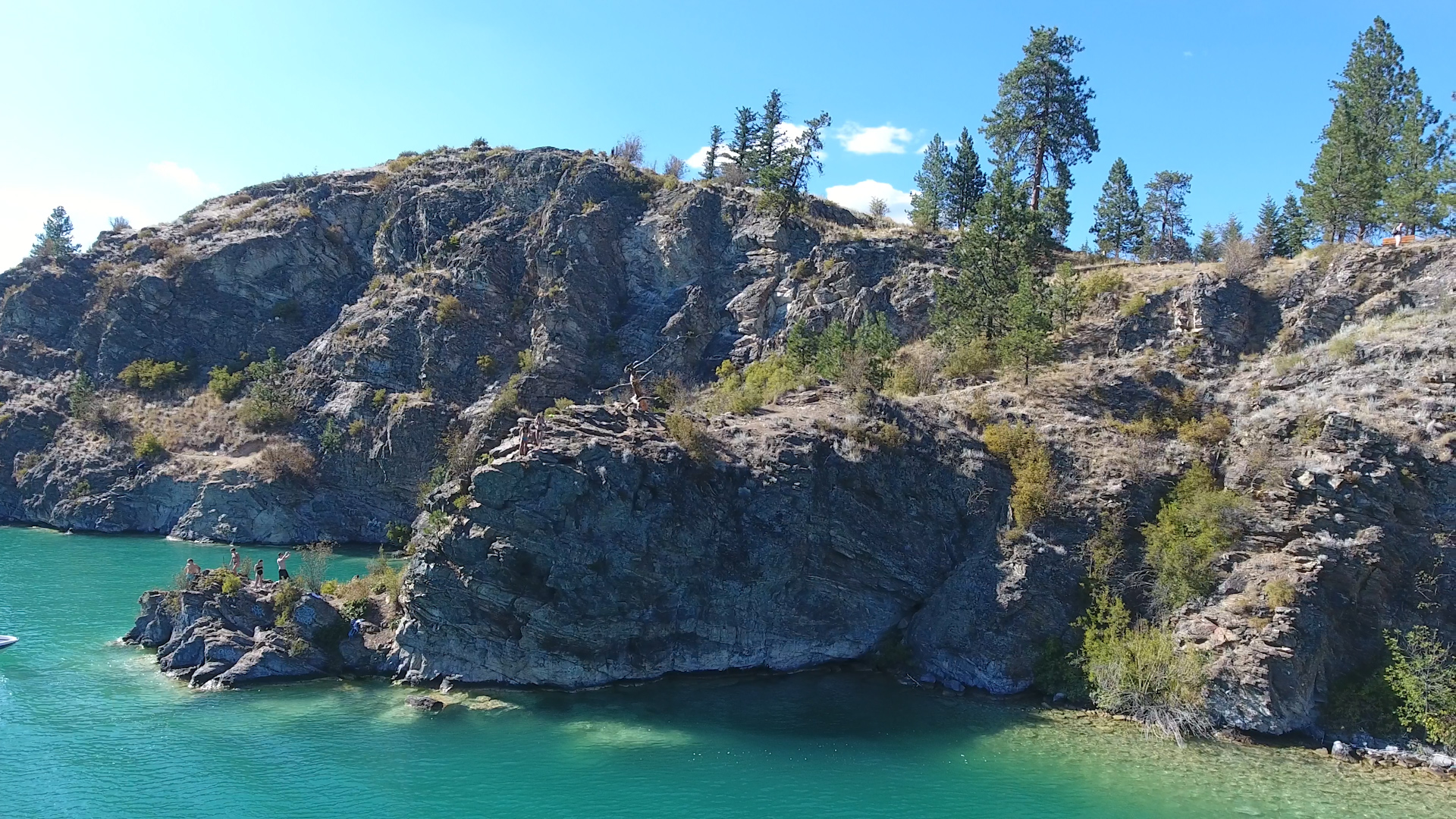Kalamalka Lake Provincial Park - The Cliffs 3578