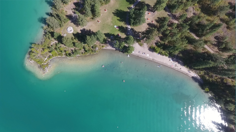 Why Kalamalka Lake is Green - Jade & Juniper Bay